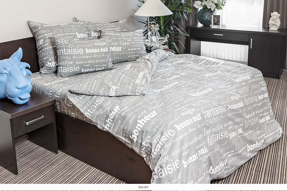 Постельное белье Ночь Нежна Письма 2 сп. Евро 70х70 (2) стандарт Бязь 7420-1