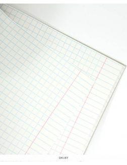 Смайлы - тетрадь, А5, 18 л. , клетка, скрепка, ассорти (eks)