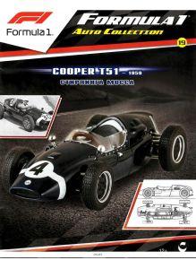 Автоколлекция Формула 1 / Formula 1 Auto Collection № 19