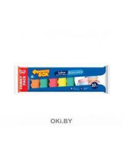 Губки кухонные «Максима» 10 шт (с волнистой поверхностью) Фрекен БОК