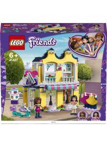 Модный бутик Эммы (41427, Лего / Lego friends)