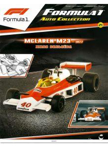 Автоколлекция Формула 1 / Formula 1 Auto Collection № 21