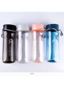 Бутылка для воды 450 мл ассорти (4 вида)