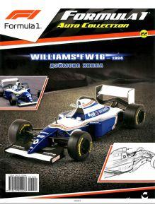 Автоколлекция Формула 1 / Formula 1 Auto Collection № 22
