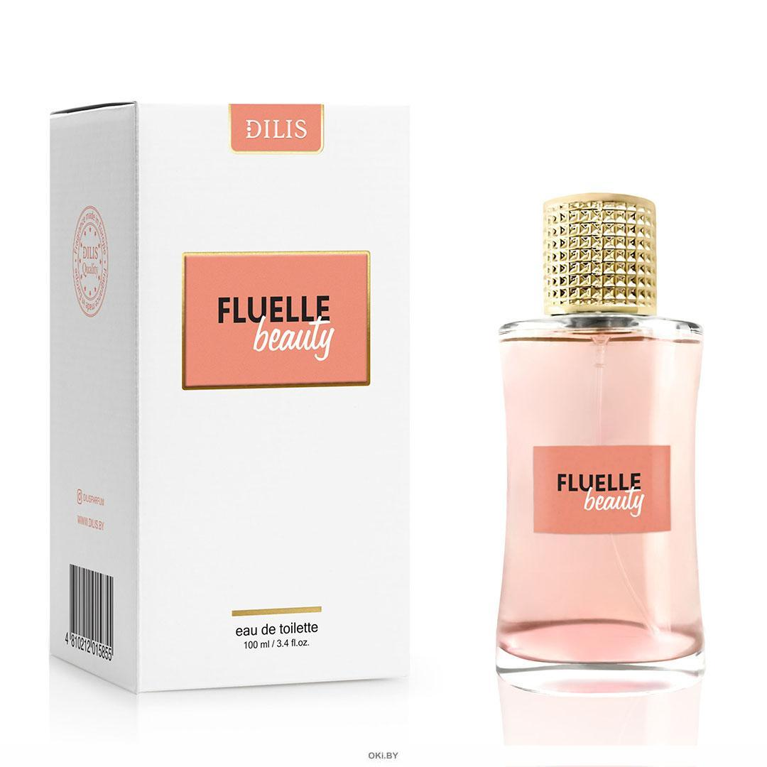 Fluelle Beauty / Флюэль Бьюти - Туалетная вода для женщин 100 мл