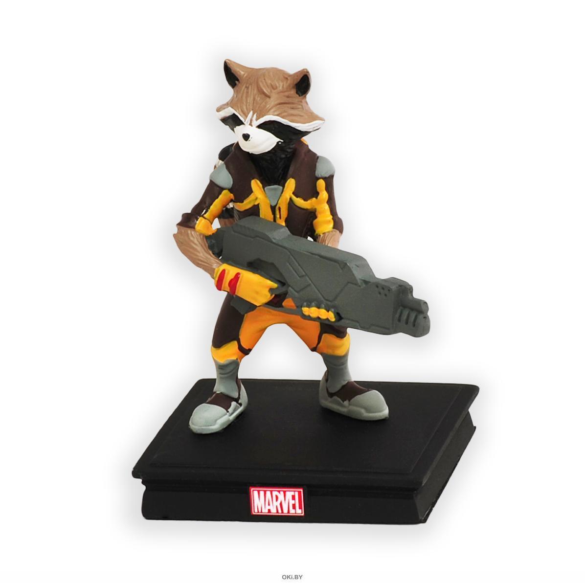 Герои Marvel 3D. Официальная коллекция (ДЕФЕКТ) № 16