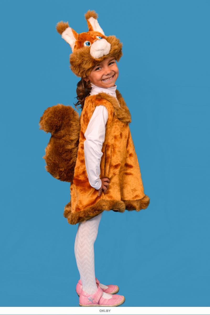 Карнавальный костюм «Белка»