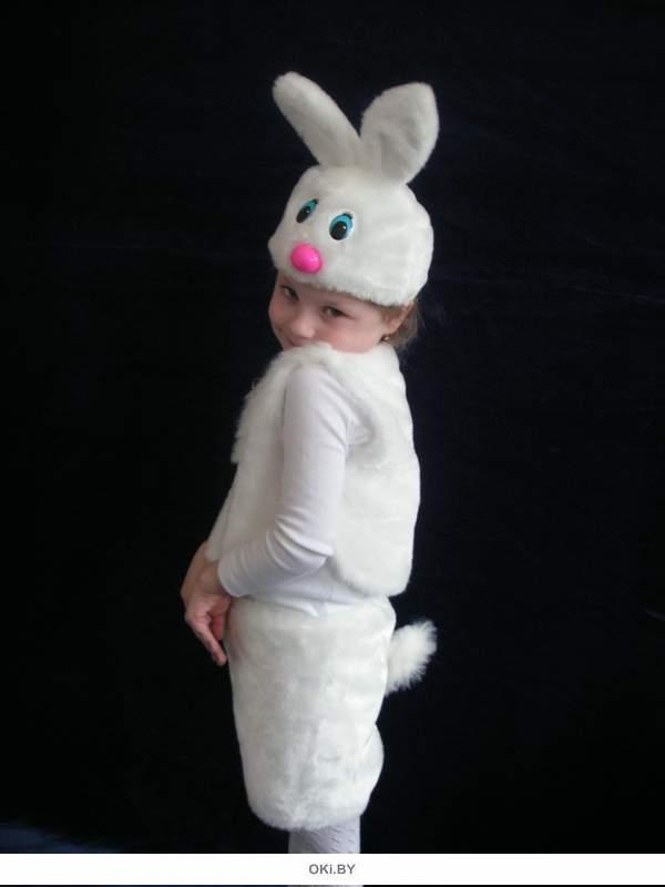 Карнавальный костюм «Зайка-1»