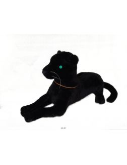 Пантера-1 игрушка мягконабивная