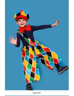 Клоун - карнавальный костюм