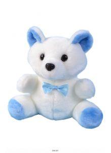 Мишка Снежок - игрушка мягконабивная