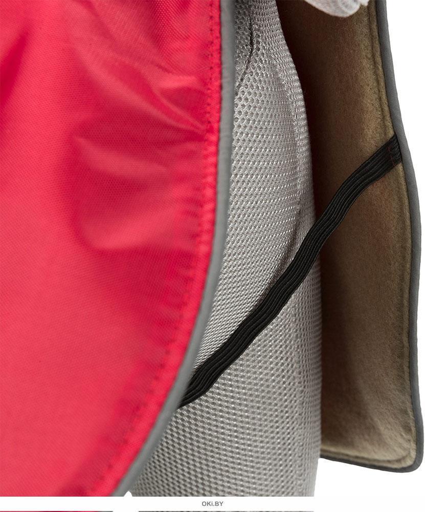 Попона для собак «Orleans» (M): 45 см, красная TRIXIE