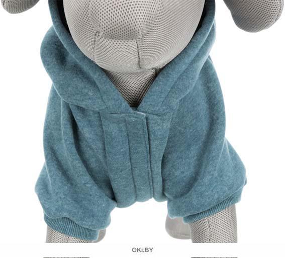 Пуловер для собак «BE NORDIC» XS 30 см, петроль TRIXIE