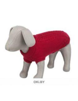 Пуловер для собак «Kenton» (XS): 27 см, красный TRIXIE