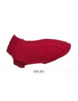 Пуловер для собак «Kenton» (XS): 30 см, красный TRIXIE