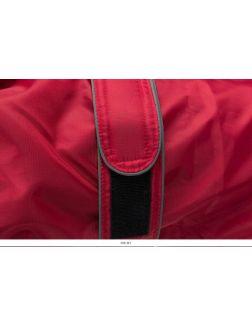 Попона для собак «Orleans» (S): 40 см, красная TRIXIE