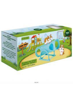 Игрушка для мелких животных LITTLE TOWN «Качели»