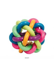 Игрушка для собак из цельнолитой резины