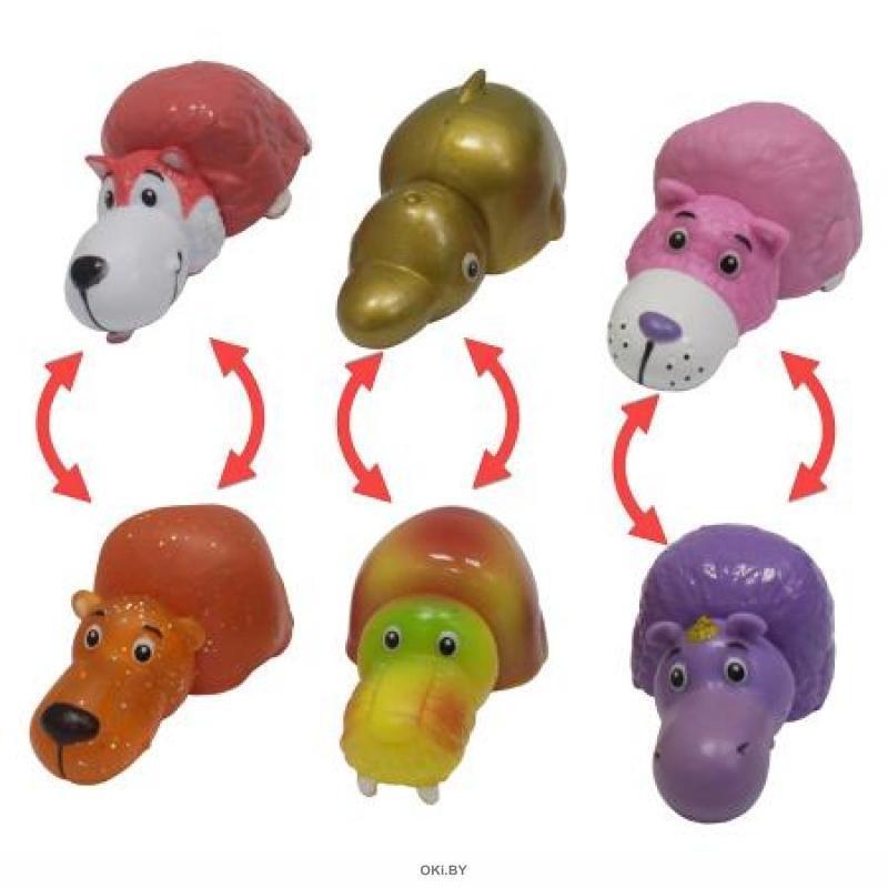 Комплект детский акционный с игрушкой «Вывернушка» № 34