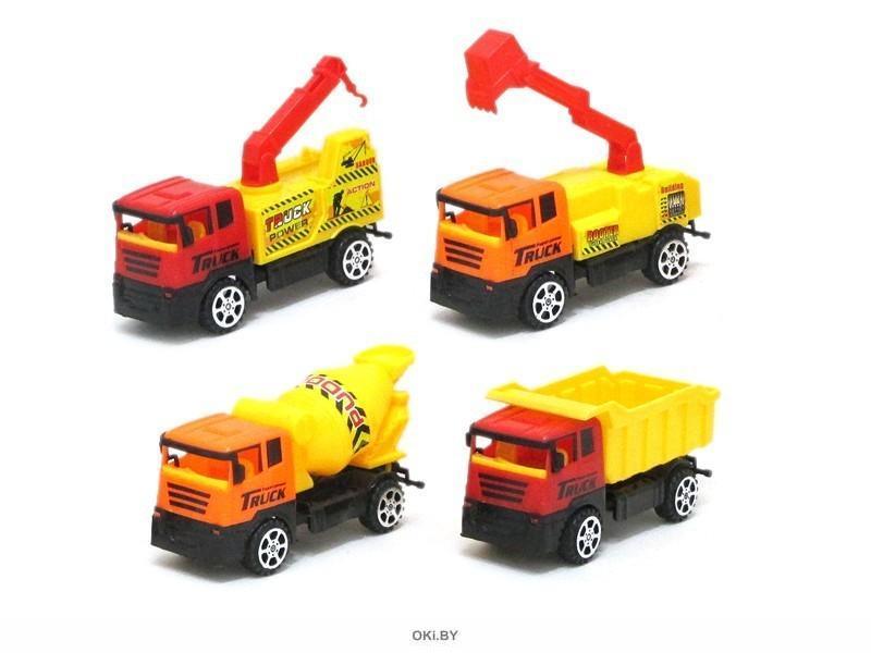 Комплект детский акционный с игрушкой-машинка № 35