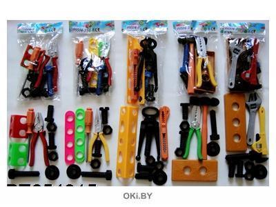 Набор инструментов в ассортименте (комплектность 10 инструментов, арт. BT654315)