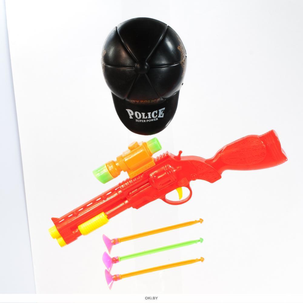 Набор полицейского «POLICE» (арт. BT849546)