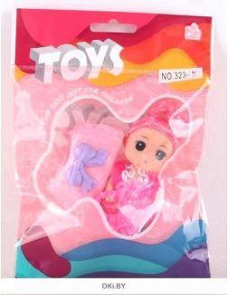 Кукла TOYS с аксессуарами во флоупаке 3,5 см (арт. B1188276)