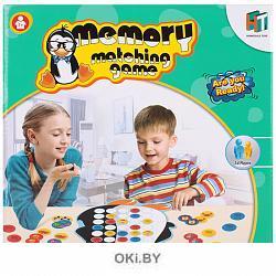 Memory matching / Подбери по памяти - настольная игра