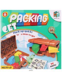 Настольная игра «Get packing / Упакуй чемодан»