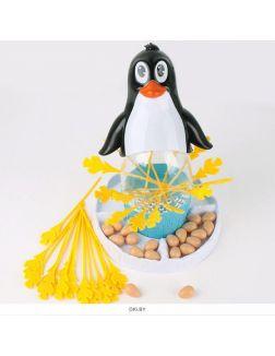 Penguin drop / Падение пингвина - настольная игра