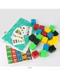 Настольная игра «Rapid cubes / Быстрые кубики»