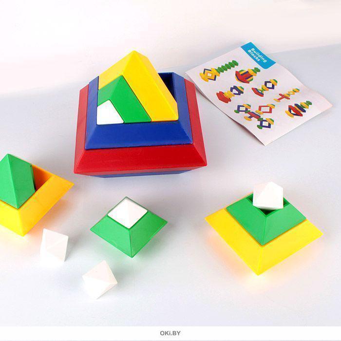 Головоломка Пирамидка. Игрушка