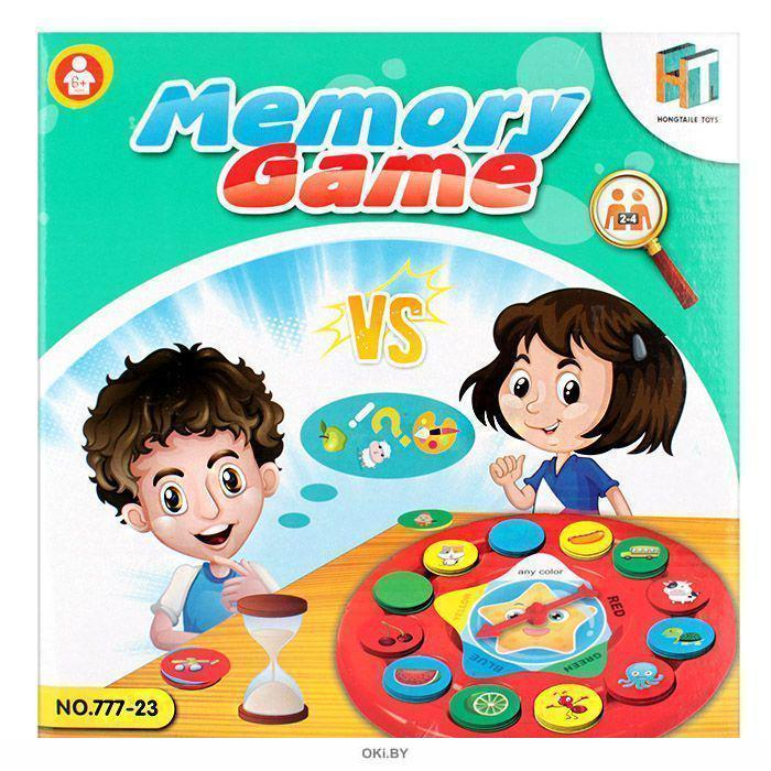 Настольная игра «Memory game / Мемори»