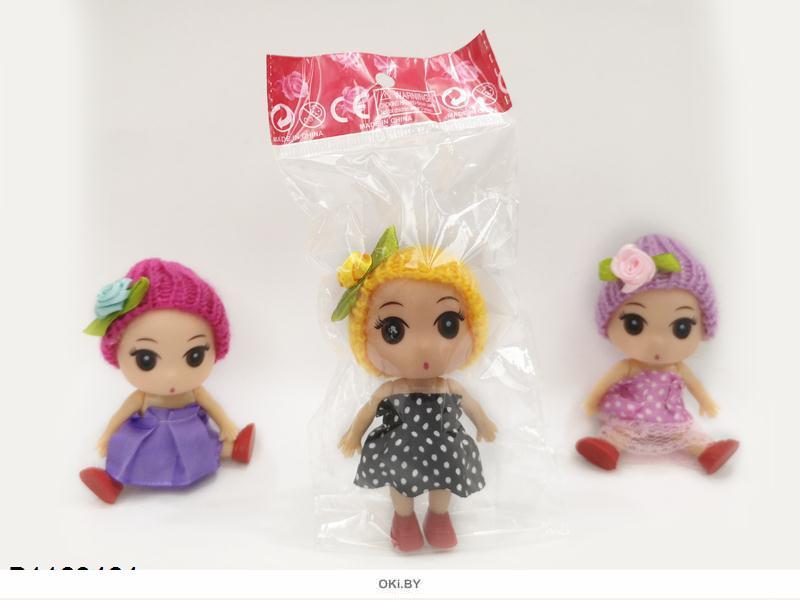 Куколка в шапке в пакете (Артикул B1163464)