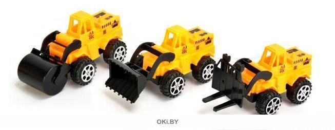 Машинка фрикционная строительная (арт. B1188087) ДЕФЕКТ