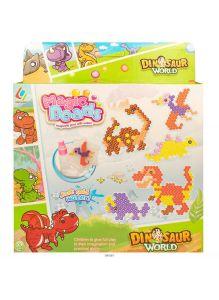 Аквамозаика «Мир динозавров» (8204, maya toys)