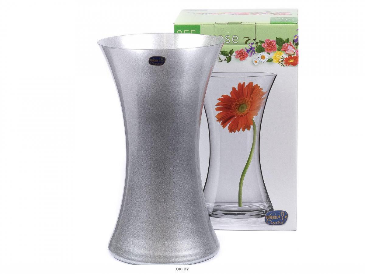 ВАЗА стеклянная 25,5 см (арт. 82570 / D4542 / 255)