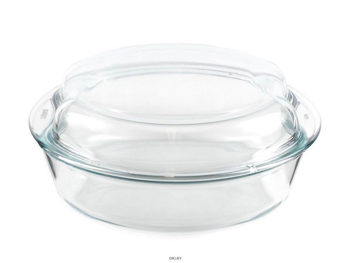 КАСТРЮЛЯ стеклянная круглая 2,5 л (арт. 6926/6936, код 484476)