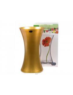 ВАЗА стеклянная 25,5 см (арт. 82570 / D4543 / 255)