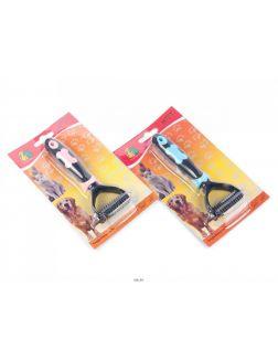 ИНСТРУМЕНТ ДЛЯ СТРИППИНГА металлический 13 лезвий с пластмассовой ручкой (арт. 11074859, код 300000)