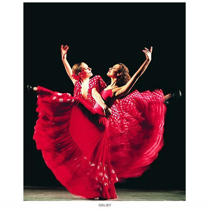 Танцовщицы - алмазная мозаика 40х50 см Darvish