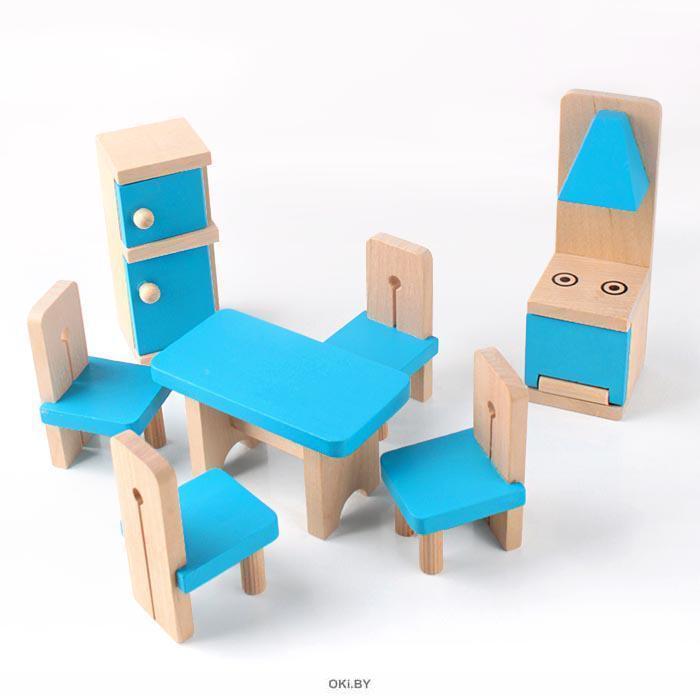 Набор мебели деревянной «Кухня»