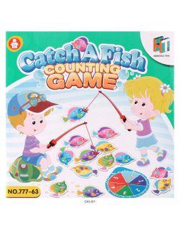 Настольная игра «Catch a fish / Поймай рыбку»