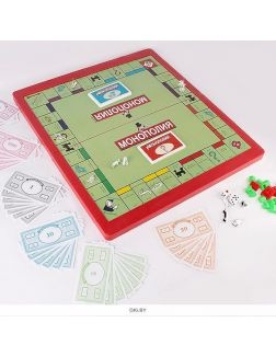 Настольная игра «Монополия»