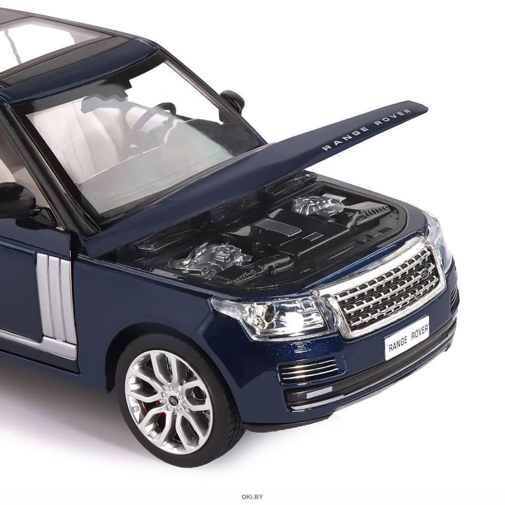 Машинка металическая 1:26  Range Rover
