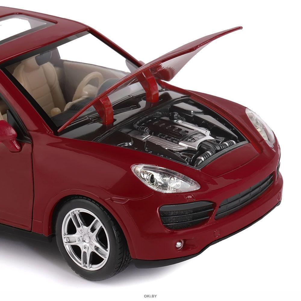 Машинка металлическая 1:24 Porsche Cayenne S