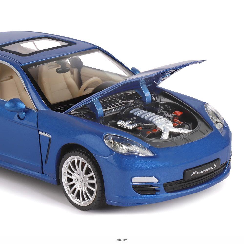 Машинка металлическая 1:24 Porsche Panamera S