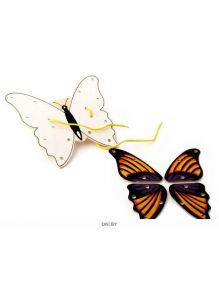 Деревянная шнуровка-пазл «Бабочка»
