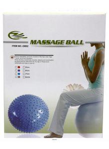 Мяч гимнастический с массажным покрытием 45 см