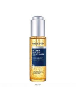 Сыворотка капсульная на масляной основе для кожи лица 35 г Real Barrier Active-V First Oil Корея